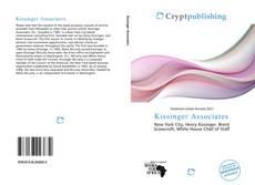 Buchcover von Kissinger Associates