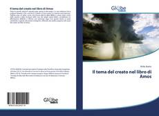 Bookcover of Il tema del creato nel libro di Amos