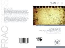 Portada del libro de Mérida, Yucatán