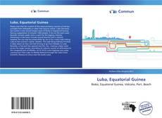 Portada del libro de Luba, Equatorial Guinea