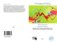 Pointe-Noire的封面