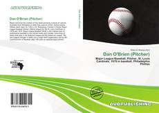Couverture de Dan O'Brien (Pitcher)