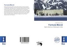 Borítókép a  Formula Maruti - hoz