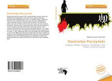 Capa do livro de Dominika Peczynski