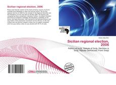 Couverture de Sicilian regional election, 2006