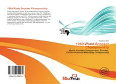 1969 World Snooker Championship的封面