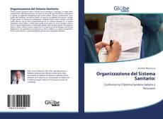 Bookcover of Organizzazione del Sistema Sanitario: