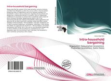 Bookcover of Intra-household bargaining