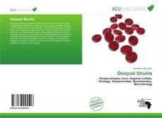 Capa do livro de Deepak Shukla
