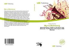 Myrra Malmberg kitap kapağı