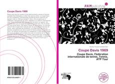 Portada del libro de Coupe Davis 1969