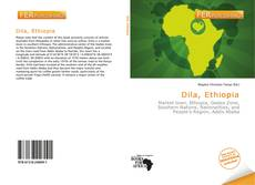 Bookcover of Dila, Ethiopia