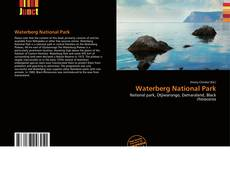 Capa do livro de Waterberg National Park