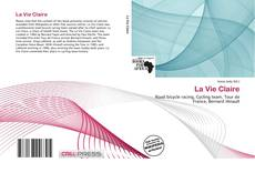 Bookcover of La Vie Claire