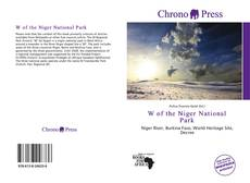 Bookcover of W of the Niger National Park