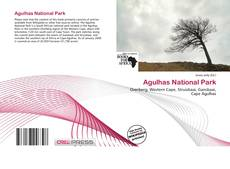 Bookcover of Agulhas National Park