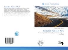 Bontebok National Park kitap kapağı