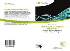 Parc National Rwenzori Mountains kitap kapağı