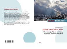 Обложка Mokala National Park