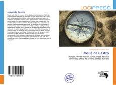 Capa do livro de Josué de Castro
