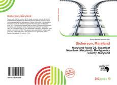 Dickerson, Maryland的封面