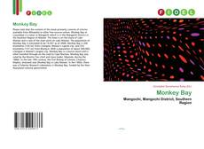 Bookcover of Monkey Bay