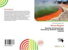 Bookcover of Karas Region