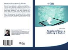 Bookcover of Vásárlásösztönzés a közösségi oldalakon
