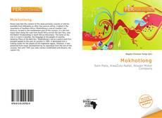Portada del libro de Mokhotlong