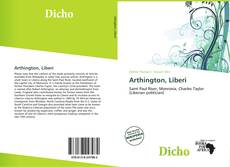 Bookcover of Arthington, Liberi