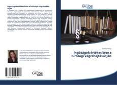 Borítókép a  Ingóságok értékesítése a bírósági végrehajtás útján - hoz