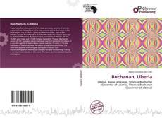 Copertina di Buchanan, Liberia