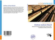 Capa do livro de Andrew Jackson Beard