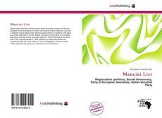 Mancini List的封面