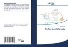 Capa do livro de Radovi iz psihoterapije
