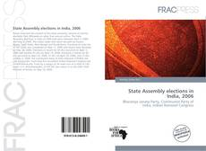 Bookcover of State Assembly elections in India, 2006