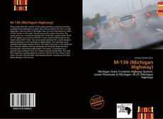 Portada del libro de M-136 (Michigan Highway)
