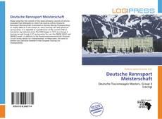 Capa do livro de Deutsche Rennsport Meisterschaft