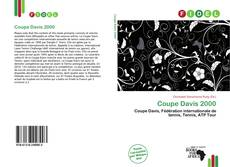 Bookcover of Coupe Davis 2000