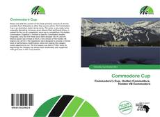 Bookcover of Commodore Cup