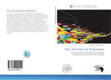 Parc National de Padjelanta kitap kapağı