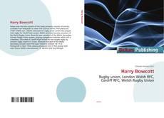 Обложка Harry Bowcott