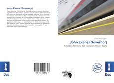 Bookcover of John Evans (Governor)