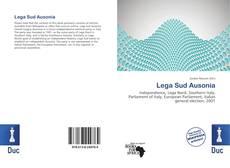 Bookcover of Lega Sud Ausonia
