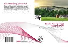 Portada del libro de Suakin Archipelago National Park