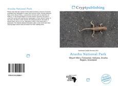Capa do livro de Arusha National Park