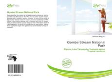 Buchcover von Gombe Stream National Park