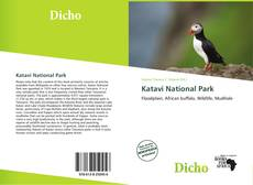 Bookcover of Katavi National Park