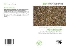 Bookcover of Marek Huberath