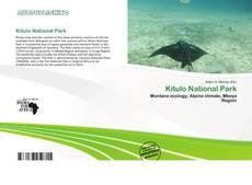 Couverture de Kitulo National Park
